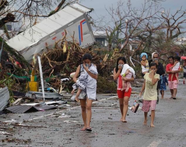 ASEAN ayuda a las víctimas de supertifón Haiyan en Filipinas - ảnh 1