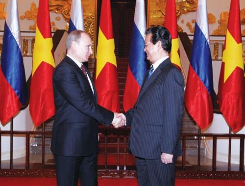 Vietnam y Rusia consolidan la asociación estratégica integral con 17 acuerdos  - ảnh 2