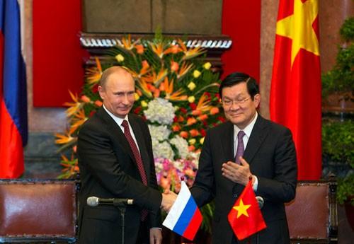 Vietnam y Rusia consolidan la asociación estratégica integral con 17 acuerdos  - ảnh 1