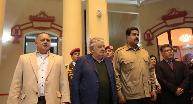 Venezuela y Uruguay ratifican alianza comercial - ảnh 1