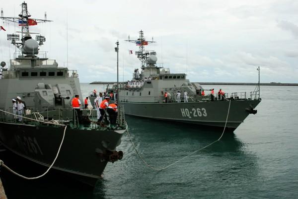 Expectativas para la paz en el Mar Oriental - ảnh 2