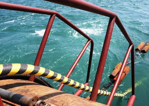 Comienza en Vietnam construcción de cable submarino de mayor calibre del Sudeste Asiático - ảnh 2