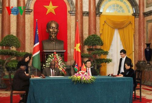 Vietnam y Namibia por una colaboración más efectiva - ảnh 1