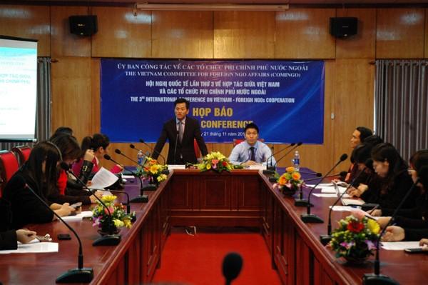 Vietnam por cooperación recíproca con organizaciones no gubernamentales - ảnh 1