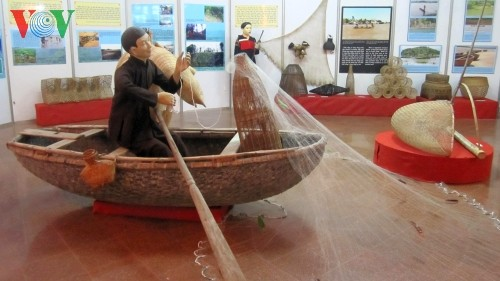 Inaugurada en Hanoi Semana cultural turística de patrimonios verdes - ảnh 1
