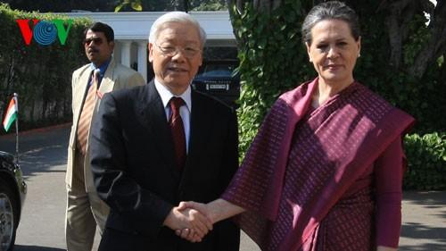 Vietnam e India se esfuerzan por profundizar la asociación estratégica - ảnh 2