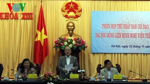 Vietnam: sede de la Asamblea General de la Unión Interparlamentaria Mundial en 2015 - ảnh 1