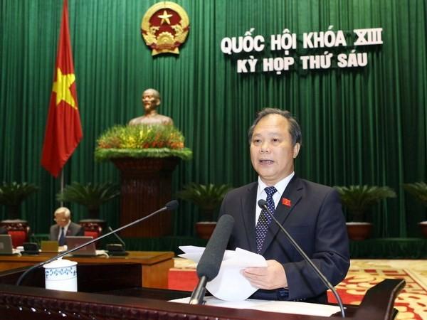 Parlamento vietnamita aprueba Ley de Atención al Público - ảnh 1