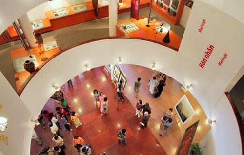 Museo de la Mujer de Vietnam - ảnh 2