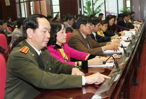 Constitución enmendada abre nueva etapa de desarrollo para Vietnam - ảnh 1