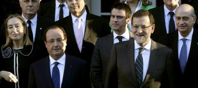 Rajoy y Hollande piden a Unión Europea hacer más por el empleo - ảnh 1