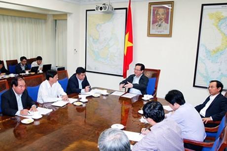 Premier orienta tareas futuras para provincia central de Ninh Thuan - ảnh 1