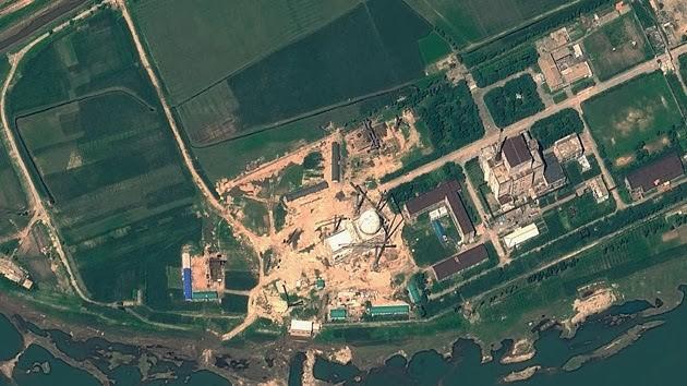 Agencia especializada  sospecha que Corea del Norte reactiva reactor nuclear - ảnh 1