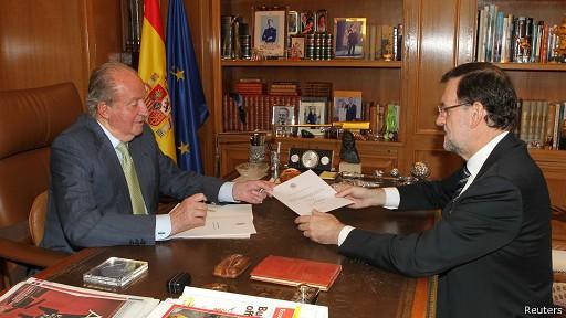 Gobierno español ratifica el borrador de sucesión - ảnh 1