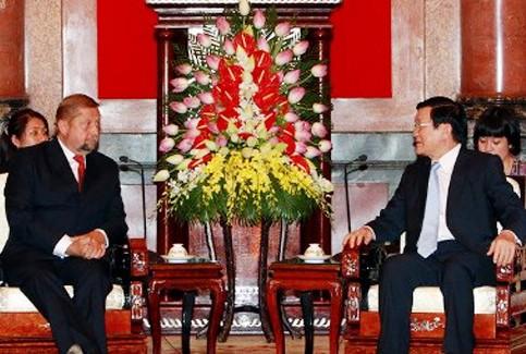 Vietnam y Eslovaquia buscan fortalecer la cooperación judicial - ảnh 1