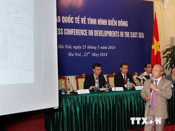 PetroVietnam insiste en la explotación petrolera para enriquecer la patria - ảnh 1