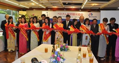 Abierta la primera oficina de representación turística de Vietnam en el exterior - ảnh 1