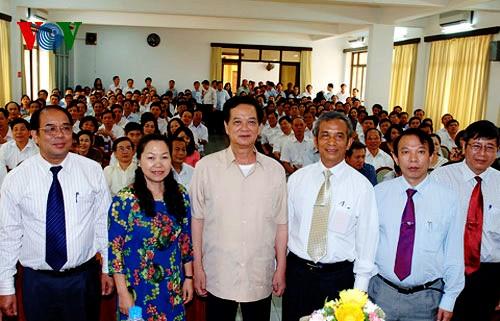 Vietnam presta mayor atención a la vida de los trabajadores - ảnh 1
