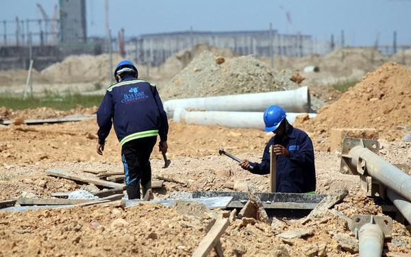 Regresan inversores chinos a zonas industriales vietnamitas - ảnh 1