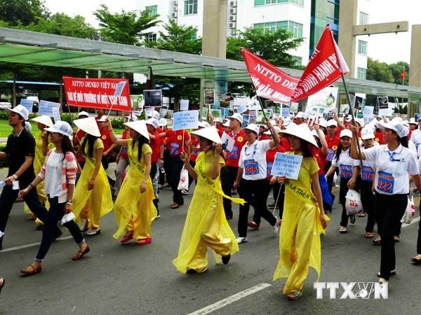 Más de 5 millones de dólares de compensación para empresas extranjeras damnificadas en Vietnam - ảnh 1