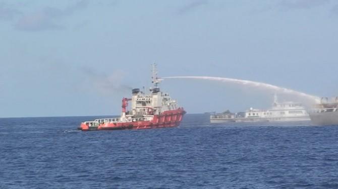 China busca encubrir deliberadamente sus actos violatorios en el Mar Oriental - ảnh 1