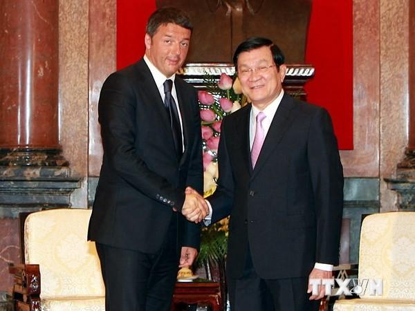 Vietnam e Italia esperan alcanzar 5 mil millones de dólares del intercambio comercial - ảnh 1