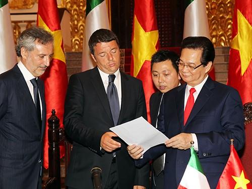 Vietnam e Italia esperan alcanzar 5 mil millones de dólares del intercambio comercial - ảnh 2
