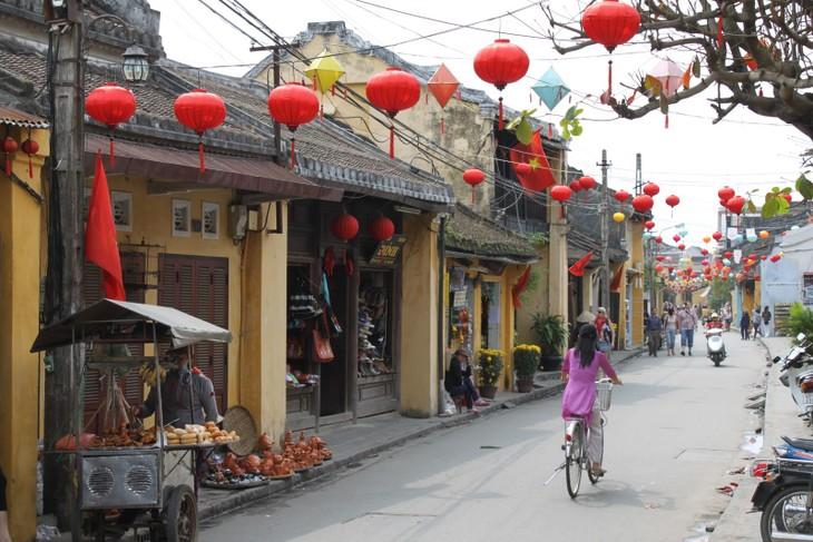 Hoi An-Río Hoai : impresiones que nunca envejecen - ảnh 1