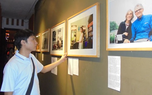Exposición de mil retratos sobre hanoyenses - ảnh 1