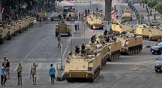 Continúan en Egipto represiones contra los Hermanos Musulmanes - ảnh 1