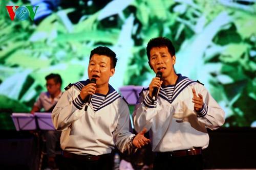 La Asociación de Músicos de Vietnam enaltece el patriotismo - ảnh 1