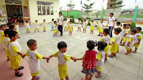 Clasifican localidades vietnamitas en aplicación de derechos infantiles - ảnh 1