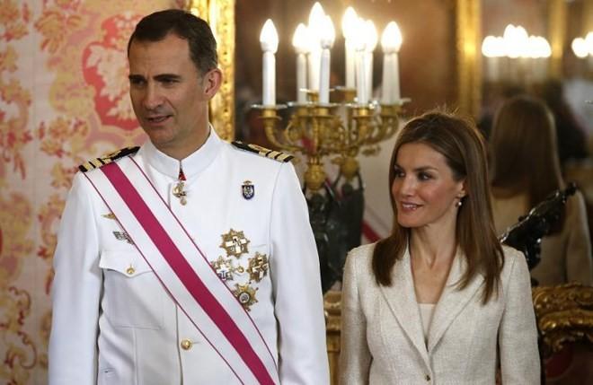 Felipe VI, nuevo rey de España  - ảnh 1