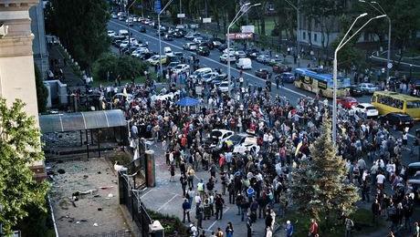 Ucrania- Rusia: va cerrándose la puerta al diálogo - ảnh 1