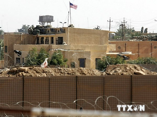 Combates encarnizados en la zona fronteriza Iraq- Siria - ảnh 1