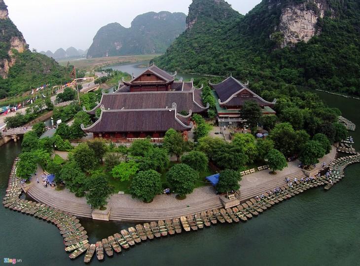 La belleza del conjunto paisajístico de Tràng An - ảnh 1