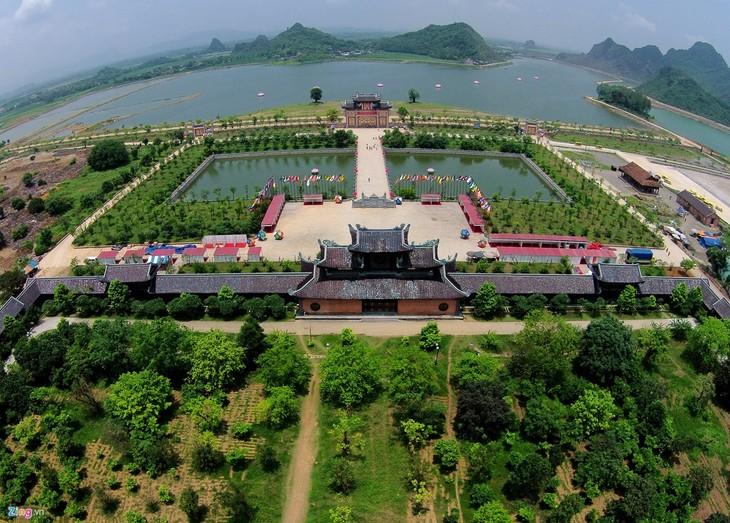 La belleza del conjunto paisajístico de Tràng An - ảnh 2