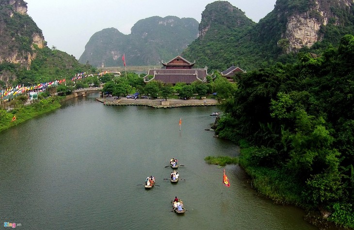 La belleza del conjunto paisajístico de Tràng An - ảnh 3