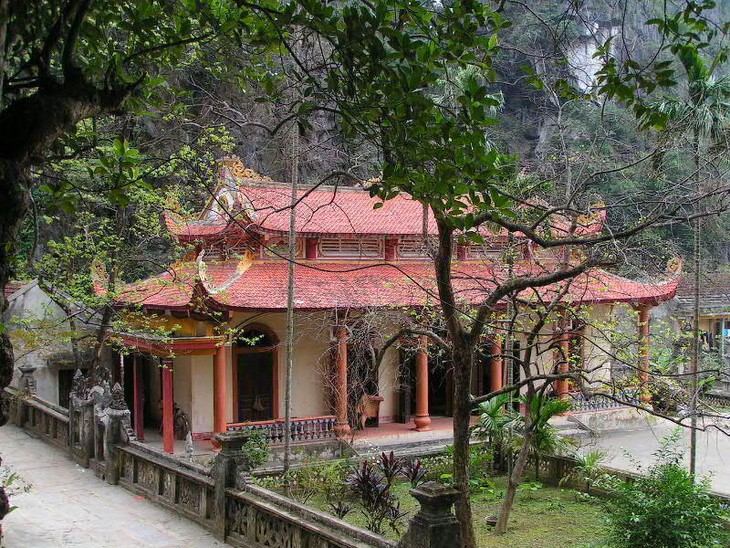 La belleza del conjunto paisajístico de Tràng An - ảnh 5