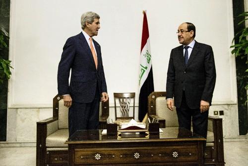 Primer ministro de Iraq exhorta al enfrentamiento internacional contra la amenaza de ISIS - ảnh 1