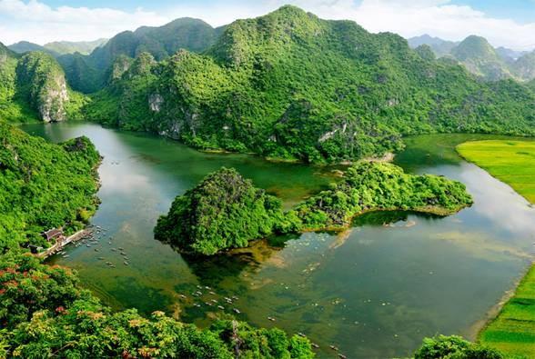 UNESCO reconoce Trang An como Patrimonio de la Humanidad - ảnh 1