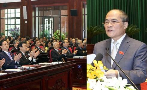 Concluyen VII período de sesiones de Asamblea Nacional de Vietnam - ảnh 1