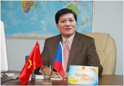 Busca Vietnam oportunidades de cooperación con provincia checa  - ảnh 1