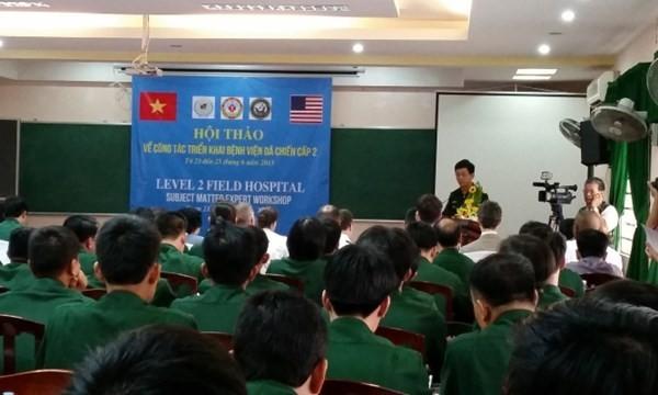 Prepara Vietnam su participación en el mantenimiento de la paz de ONU - ảnh 1