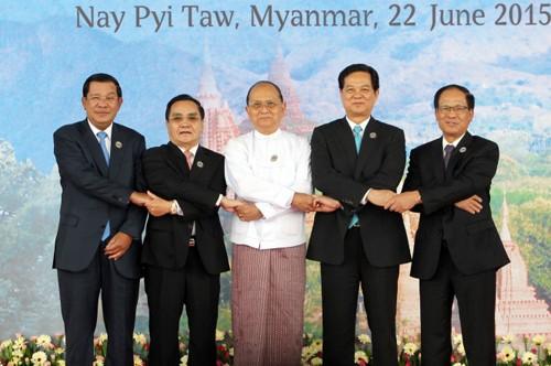 Refuerza Vietnam cooperación estratégica de la Subregión del Gran Mekong - ảnh 1