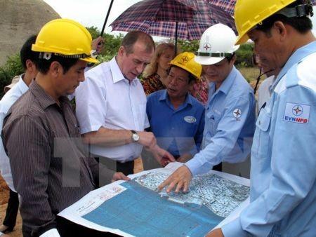 Promueven Vietnam y Rusia cooperación en energía nuclear  - ảnh 1