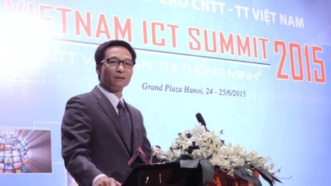 Vietnam planea desarrollar tecnología informática por el desarrollo sostenible del país - ảnh 1