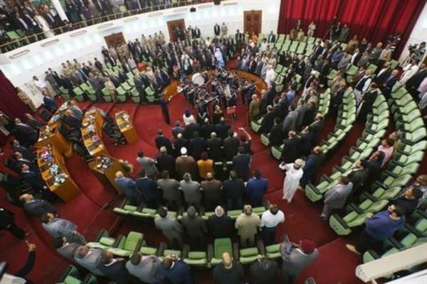 Ratifica Cámara de Representantes de Libia borrador de compartir el poder  - ảnh 1