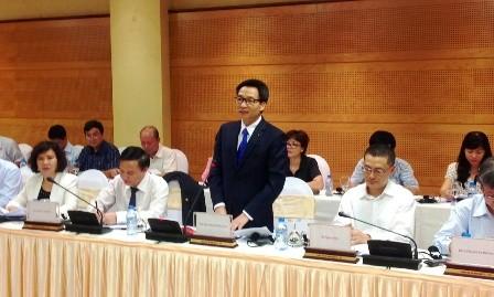 Vietnam solicita ayuda exterior para la seguridad alimentaria - ảnh 1