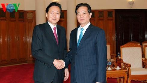 Vietnam y Japón apuestan por incrementar la cooperación  - ảnh 1